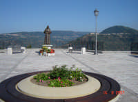 Panorama su San Salvatore di Fitalia  - Mirto (4325 clic)