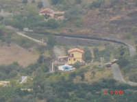 Panorama dalla piazza  - Motta camastra (3503 clic)