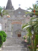 In questa chiesa si è sposato DeNiro nel film il Padrino  - Forza d'agrò (8848 clic)