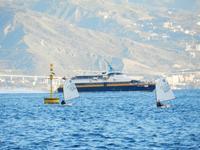 Vela Vela sullo stretto di Messina  - Messina (2111 clic)