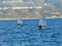 Vela Vela sullo stretto di Messina  - Messina (2110 clic)