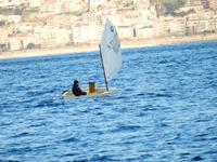 Vela Vela sullo stretto di Messina  - Messina (2089 clic)