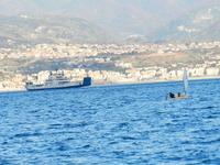 Vela Vela sullo stretto di Messina  - Messina (2145 clic)