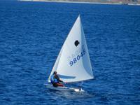 Vela Vela sullo stretto di Messina  - Messina (2098 clic)