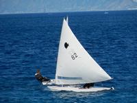 Vela Vela sullo stretto di Messina  - Messina (3331 clic)