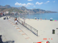 Spiaggia  - Giardini naxos (10776 clic)