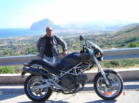 Panorama...dalla salita  - Erice (2259 clic)