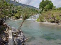 Fiume Alcantara nei pressi di Mittogio  - Calatabiano (3601 clic)