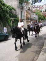 pellegrinaggio a san calogero  - San salvatore di fitalia (5710 clic)