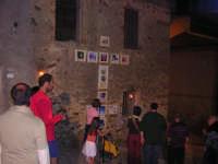 Mostra fotografica nelle vie del centro storico  - San salvatore di fitalia (4028 clic)