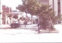 Nizza di Sicilia la Piazza e via Umberto I°.  - Nizza di sicilia (4766 clic)