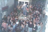 Festa dell'Immacolata inverno 19....via Roma.  - Nizza di sicilia (11232 clic)