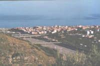 Nizza di Sicilia vista dalle colline   - Nizza di sicilia (5972 clic)