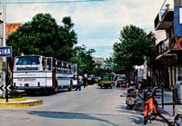 Nizza di Sicilia, capolinea degli autobus. (6100 clic)