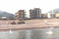 La spiaggia di Nizza S. anni 70/80.  - Nizza di sicilia (6688 clic)
