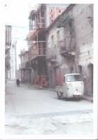 Nizza sicilia via Roma anni 70'.  - Nizza di sicilia (7509 clic)