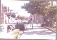 Nizza sicilia via Umberto I° anni 70'.  - Nizza di sicilia (6246 clic)