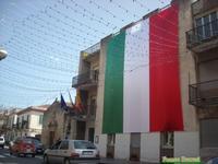 """150°Anniversario dell'Unità d'Italia Anche il Comune di Nizza di Sicilia Il 16 marzo 2011 festeggerà il centocinquantesimo anniversario dell'Unità d'Italia con la """"Notte Tricolore"""".  - Nizza di sicilia (4828 clic)"""