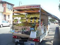 Nizza di Sicilia, la boutique della frutta e verdura. (4119 clic)
