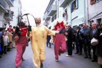 Pasqua in Sicilia i Diavoli di Prizzi  - Prizzi (7933 clic)