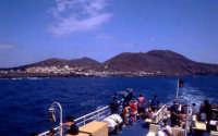 L'isola di Linosa dal traghetto  - Linosa (3596 clic)