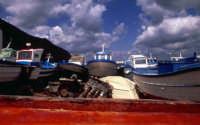 Barche al porto  - Marettimo (2634 clic)