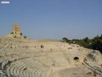 Teatro greco  - Siracusa (1930 clic)