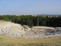 Teatro greco  - Siracusa (1458 clic)