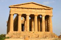 Il Tempio della Concordia  - Agrigento (2209 clic)