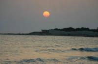 Siculiana, un tramonto a Le Pergole  - Siculiana (4111 clic)