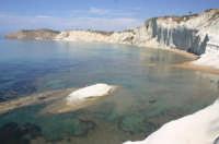 La spettacolare veduta dalla Scala dei Turchi  - Agrigento (4716 clic)