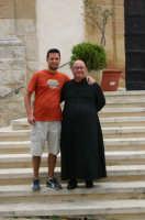 Don Lillo, parroco di Montaperto  - Montaperto (5628 clic)