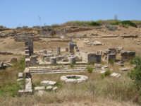 scorcio del tempio di ERA di nuovo rinvenimento  - Selinunte (3294 clic)