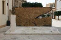monumento in memoria del filosofo castelvetranese Giovanni Gentile  - Castelvetrano (2379 clic)