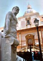 Piazza delle vergogne PALERMO Guido  Caruso