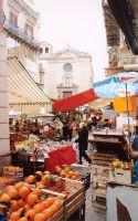 Mercato popolare a Palermo:'U Capu PALERMO Guido  Caruso