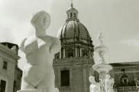 Piazza Pretoria, febbraio 2002 PALERMO Guido  Caruso