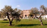 Il Castello della Zisa, appena ristrutturato. PALERMO Guido  Caruso