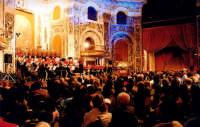 Chiesa del SS.Salvatore a Palermo concerto di canti popolari siciliani.   - Palermo (3702 clic)