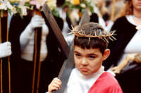 Passione di Cristo 2006 :IL Cristo   - Palermo (2523 clic)