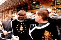 Movimento (Venerdì Santo a Palermo anno 2005) PALERMO Guido  Caruso