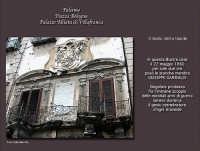 Piazza Bologna. Palazzo Alliata di Villafranca. Lapide a Giuseppe Garibaldi  - Palermo (13566 clic)