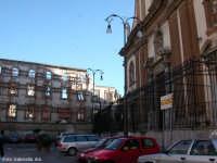 Miserie e splendori del centro storico: ruderi accanto alla Chiesa del Gesù di Casa Professa PALERMO