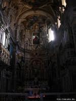 Il sontuoso interno  della Chiesa del Gesù di Casa Professa PALERMO Gabriella Alù