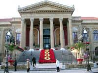 Il Teatro Massimo il 31 Dicembre 2005 PALERMO Gabriella Alù