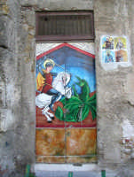 Sui muri della Kalsa PALERMO Gabriella Alù