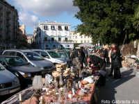 Piazza Marina. Mercatino delle Pulci PALERMO Gabriella Alù