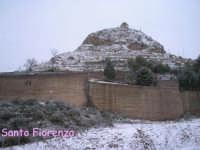 Di tanto in tanto, uno spruzzo di neve. Questo è il monte Calvario  - Centuripe (4892 clic)