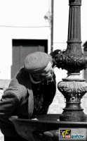 un sorso d'acqua  - Isnello (3765 clic)