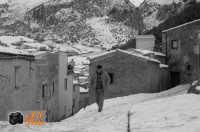 Passeggiata tra la neve.  - Gratteri (3978 clic)